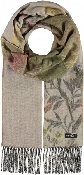 Floral Cashmink® Scarf - Made in Germany