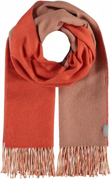 THINK Zweifarbiger Schal in Kaschmirmischung