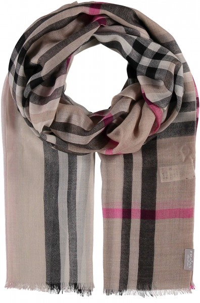 Kaschmir-Pashmina - The FRAAS Plaid