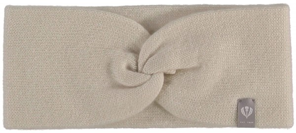 Pure cashmere knit headband