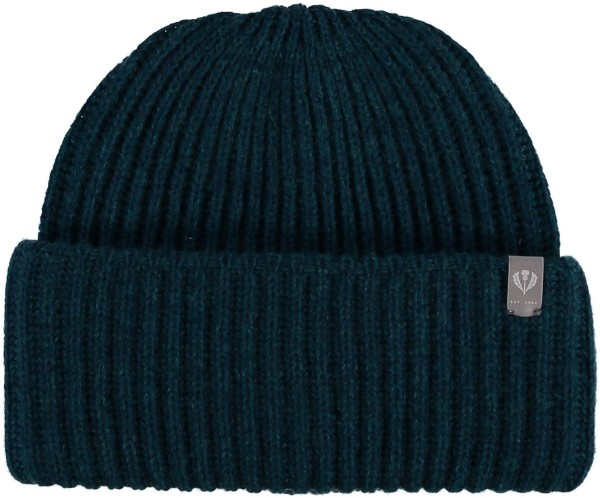 Pure cashmere knit hat