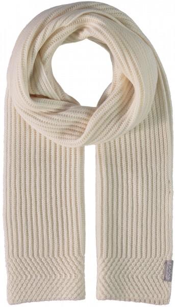 Pure cashmere scarf