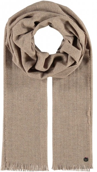 Pure cashmere scarf - Made in Germany