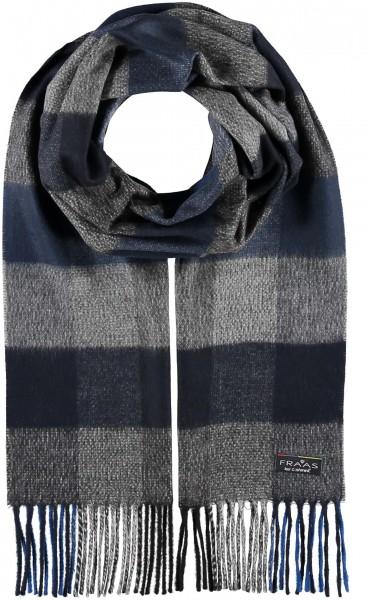 Cashmink®-Schal mit Karo-Design - Made in Germany