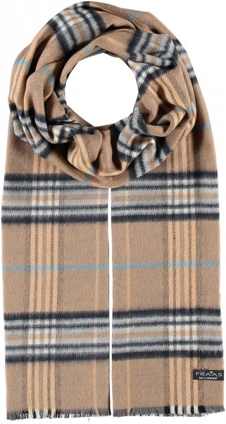 Cashmink®-Schal - The FRAAS Plaid - Made in Germany