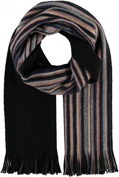 Gestreifter Schal - Made in Germany