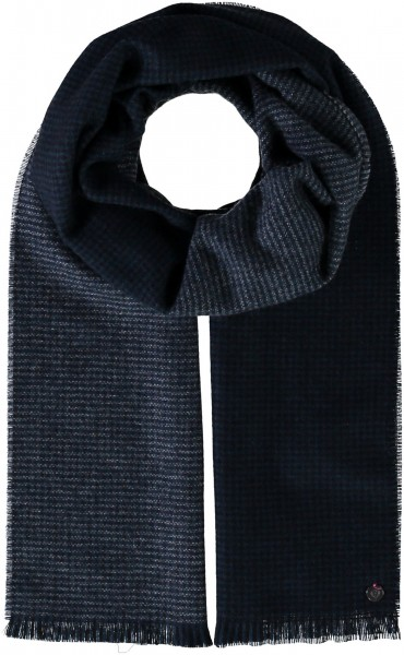Pure cashmere doubleface scarf - Made in Germany