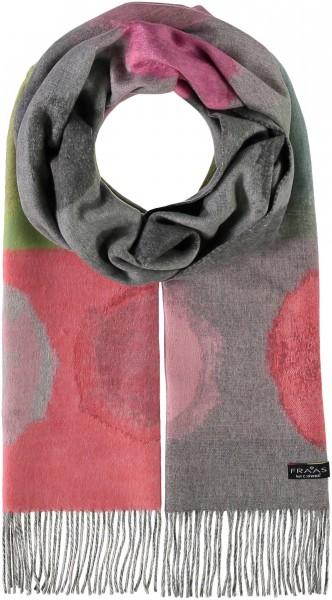 Cashmink®-Schal im Grafik-Design - Made in Germany
