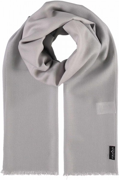 Schal aus reiner Wolle