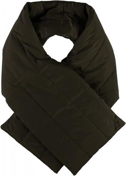 Puffer-Schal aus reinem Polyamid