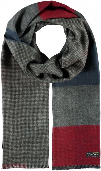 Cashmink®-Schal mit Doubleface Karo-Design - Made in Germany
