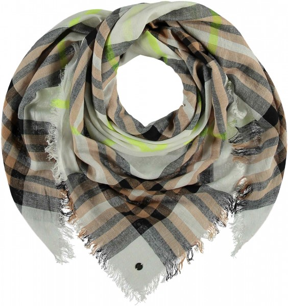Tuch in Baumwollmischung - The FRAAS Plaid