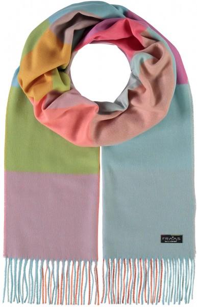 Cashmink®-Schal im Karo Design - Made in Germany