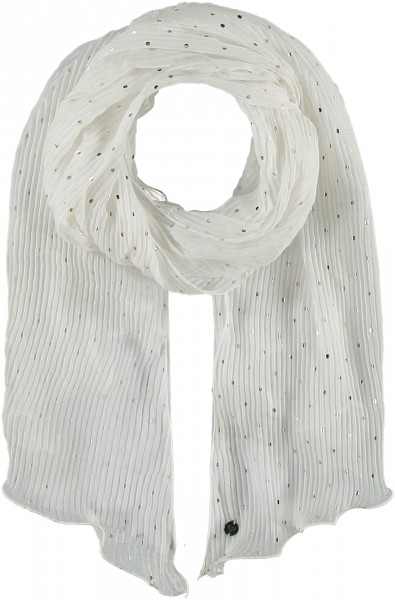 Polyester stole