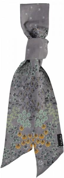 Schal mit Floral-Print in Baumwollmischung