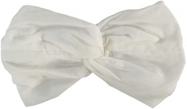 Stirnband aus reiner Baumwolle