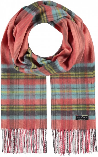 Cashmink®-Schal mit Schotten-Design - Made in Germany