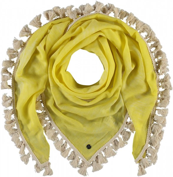 Scarf in ethnic style