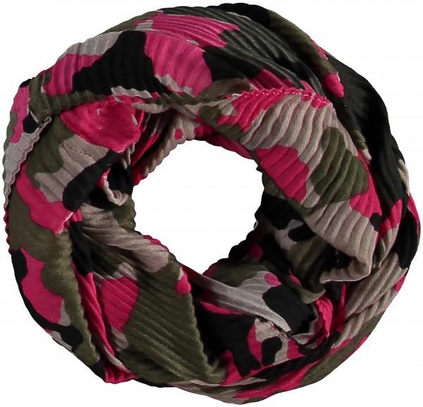 Loop mit Camouflage-Print