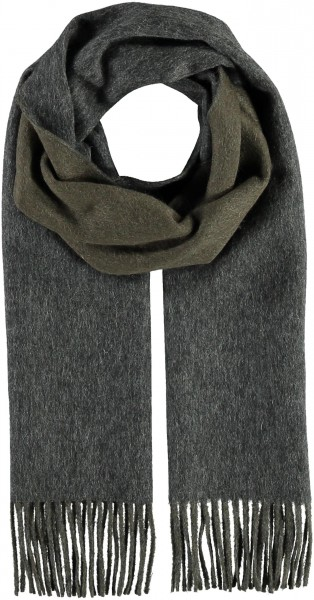 Scarf in cashmere blend