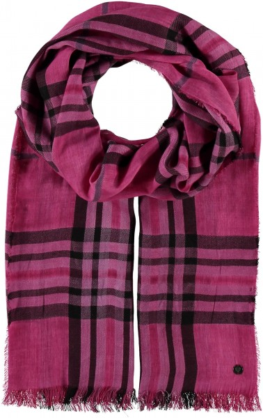 Polyester stole - The FRAAS Plaid