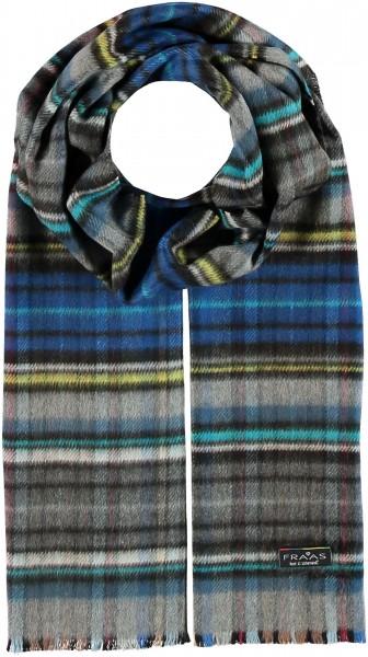Cashmink®-Schal mit Karo-Design