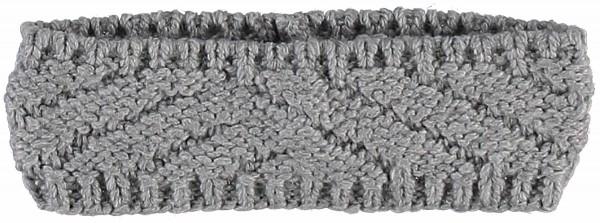 Strickstirnband in Wollmischung