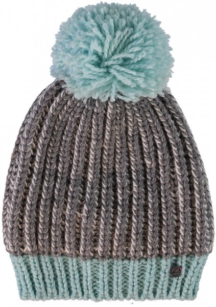 Knitted hat in polyacrylic blend