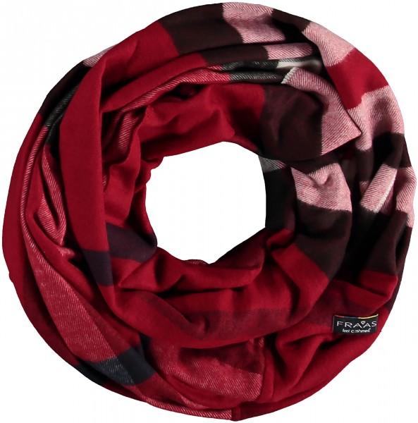 Cashmink®-Snood - The FRAAS Plaid - Made in Germany