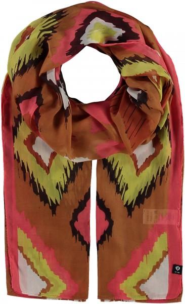 Schal im Ethno-Style