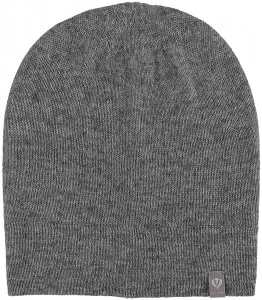 Pure cashmere knit hat