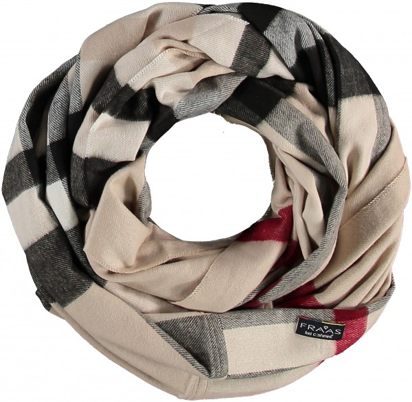 Cashmink® loop with FRAAS pattern - Made in Germany