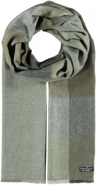 Cashmink®-Schal mit Doubleface-Karo-Design - Made in Germany