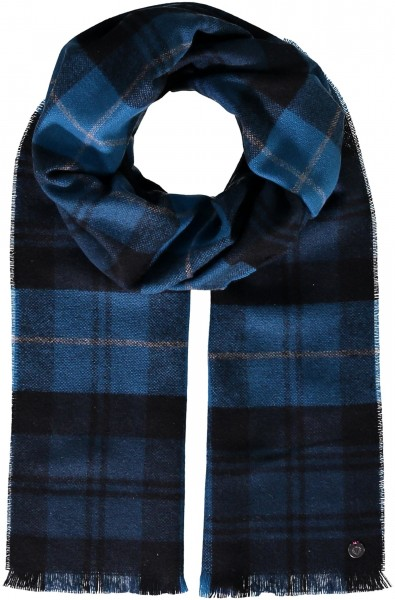 Schal - The FRAAS Plaid - aus reinem Kaschmir - Made in Germany