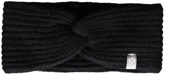 Strickstirnband aus reinem Kaschmir